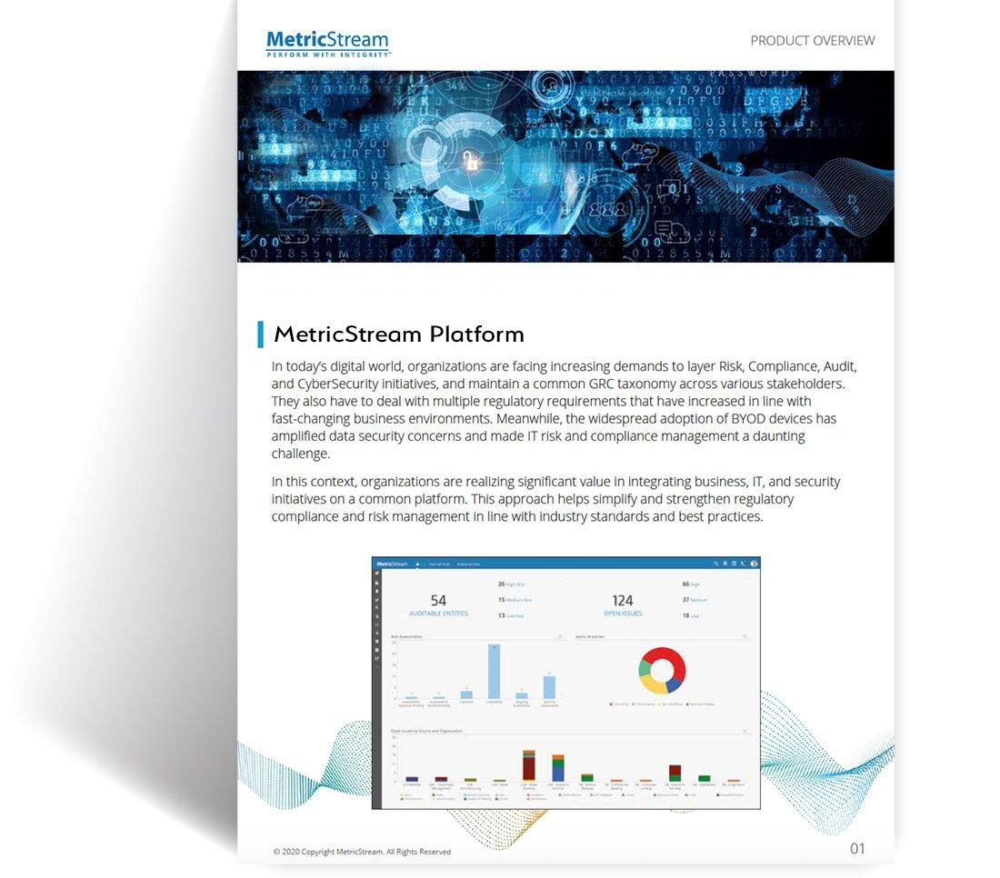 MetricStream-Platform-downlaod