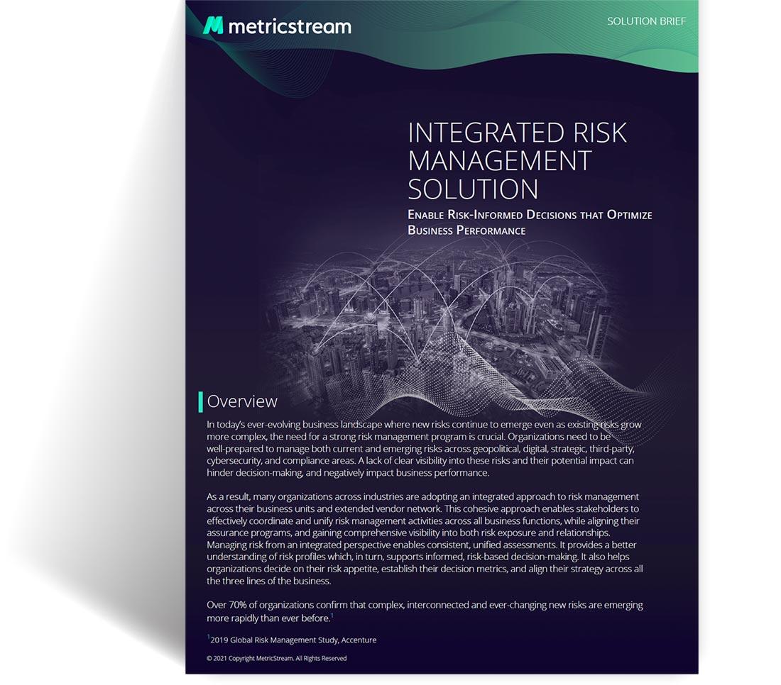 integrated-risk-management-datasheet-download